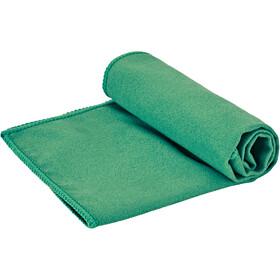 CAMPZ Microvezel Handdoek 35x25cm, green